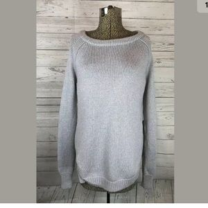 Lululemon size 6 yin to you pullover wool sweater